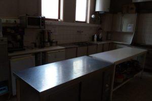 Parochiezaal Horendonk - Interieur - keuken